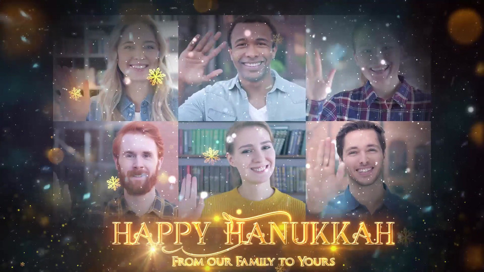 Hanukkah Memories