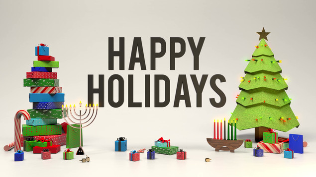 Inclusive Holiday Greetings