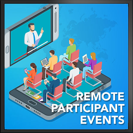Remote Participant Events
