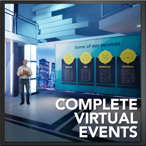 Complete Virtual Events