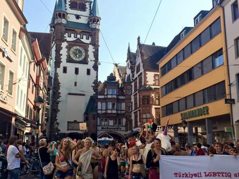 Als der CSD Freiburg vegan wurde. Interview mit dem Orga-Plenum
