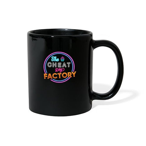 THE CHEAT DAY FACTORY MUG