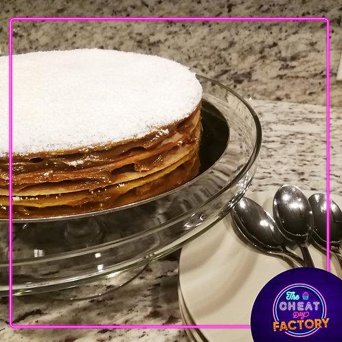 ALFAJORES CAKE