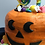 Thumbnail: STUFFED JACK O' LANTERN SURPRISE CAKE