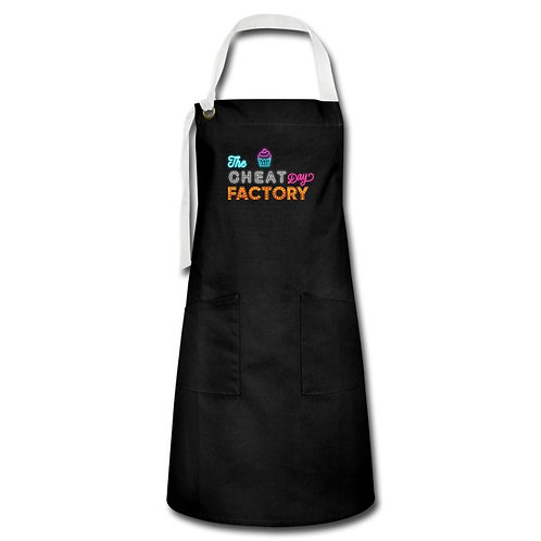 THE CHEAT DAY FACTORY ARTISAN APRON