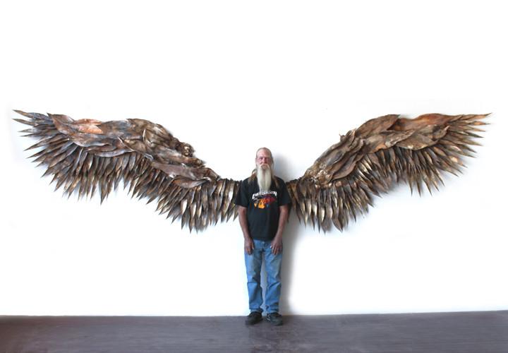 01_CarrieMae_Rose_Agave_Wings_Installati