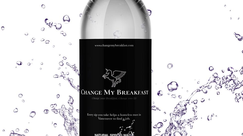 Premium Natural Spring Water