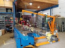 Rebuild cylinder shop