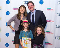 Eva and Sadie and the Worst Haircut EVER! Children's Choice Book Awards