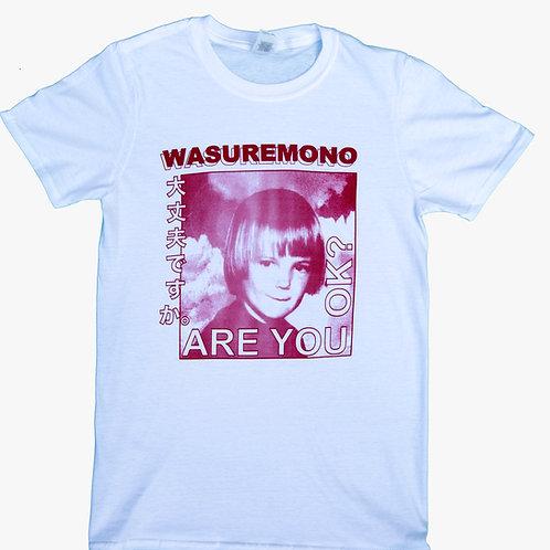 ARE YOU OK? Screen Printed T-Shirt