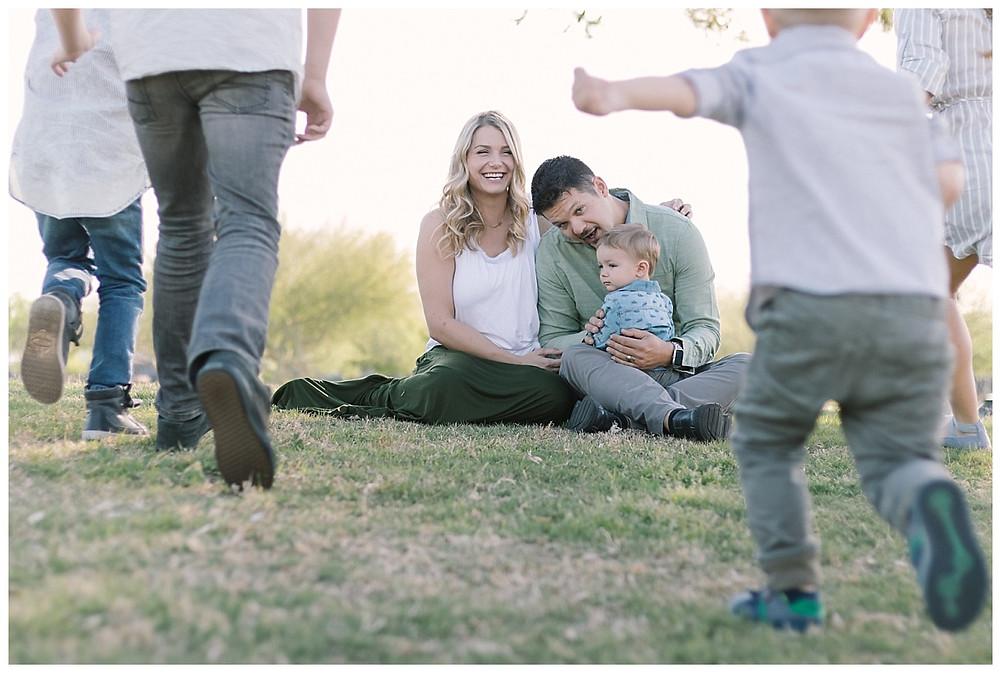 Outdoor lifestyle portrait natural light | LeeAnn K Photography , Phoenix Az