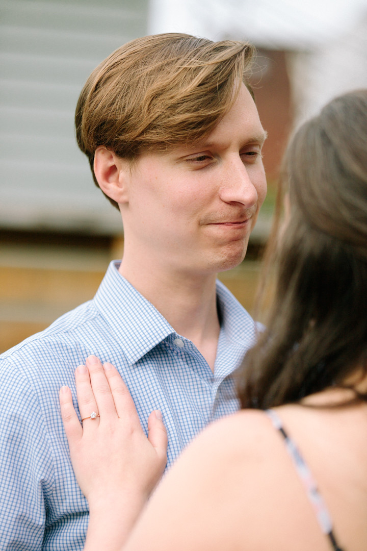 Engagement photo by LeeAnn K Photography in Pittsburgh Pa