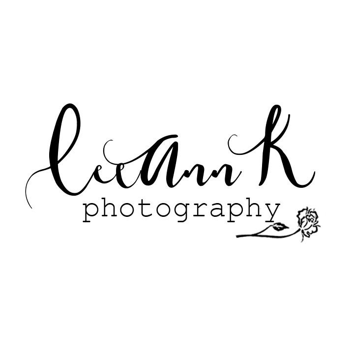 LeeAnn K Photography Logo