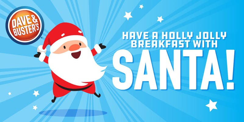 Breakfast with Santa at Waterfront Drive, Pittsburgh Pa. Pittsburgh holiday event, kid friendly.