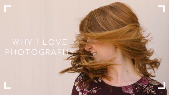 Why I love photography & art in general….