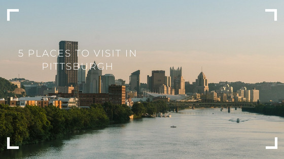 5 Places to visit in Pittsburgh, PA by LeeAnn K Photography