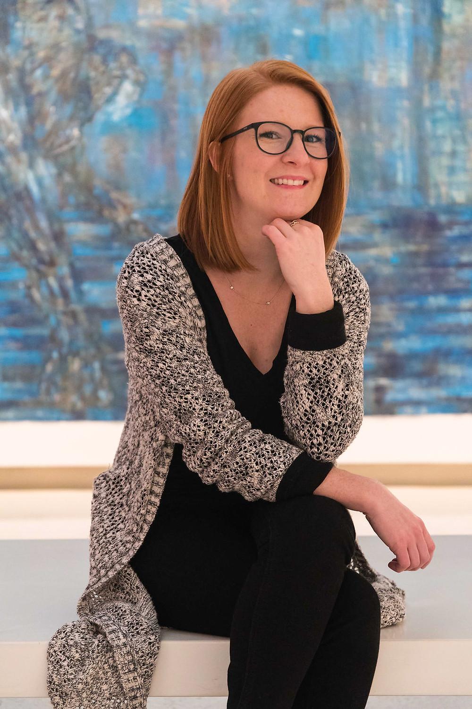 Portrait of LeeAnn owner of LeeAnn K Photography