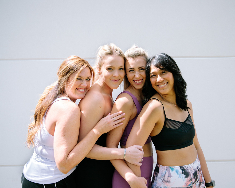UrbanFitCo. is about impacting women in a positive way, LeeAnn K Photography