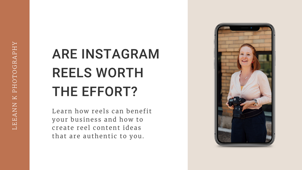 Are Instagram Reels Worth the Effort?