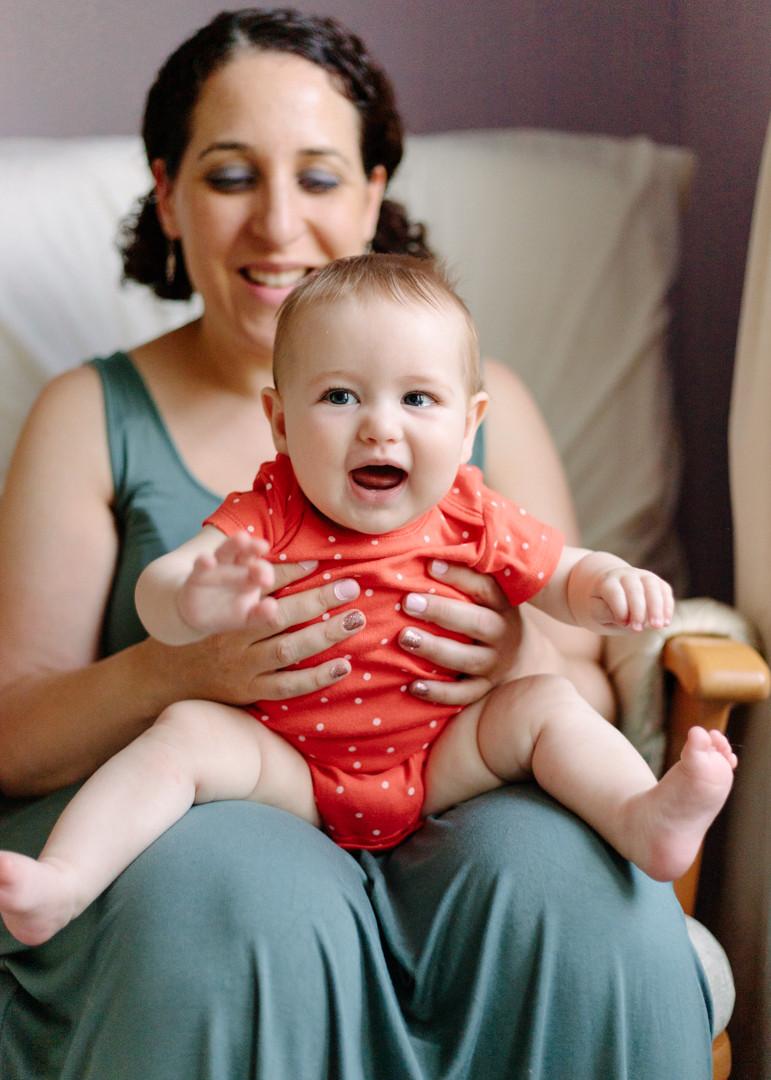 Single mom by choice by LeeAnn K Photography