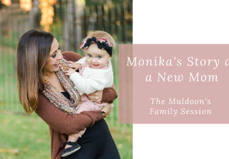 The Muldoon Family & Monika's Story as a New Mom | Pittsburgh Family Photographer