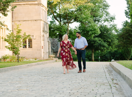 Engagement Session at Hartwood Acres | Pittsburgh Photographer
