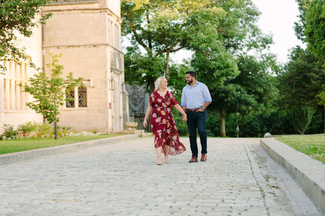 Engagement Session at Hartwood Acres   Pittsburgh Photographer