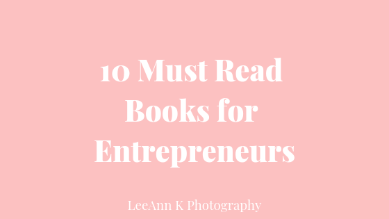 10 Must Read Books for Any Creative Business Owner