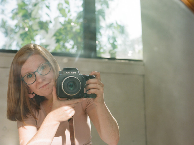 Stepping out of my comfort zone with film photography   LeeAnn Stromyer