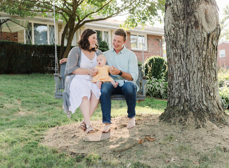 Maggie's Birth Story | The Barrier At-Home Family Session | Pittsburgh, Pa