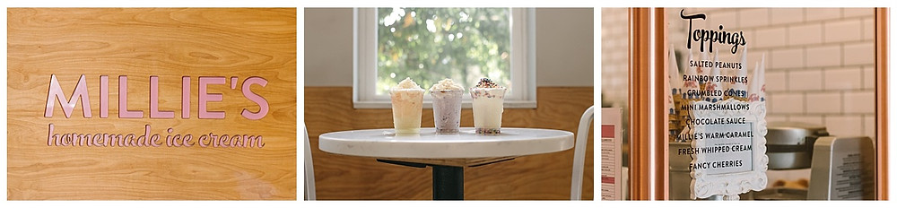 Millie's Homemade Ice Cream Pittsburgh PA by LeeAnn K Photography a Pittsburgh Family Portrait Photographer