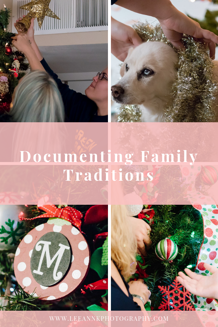 Documenting Family Traditions, How to take better photos, LeeAnn K Photography, Pittsburgh PA