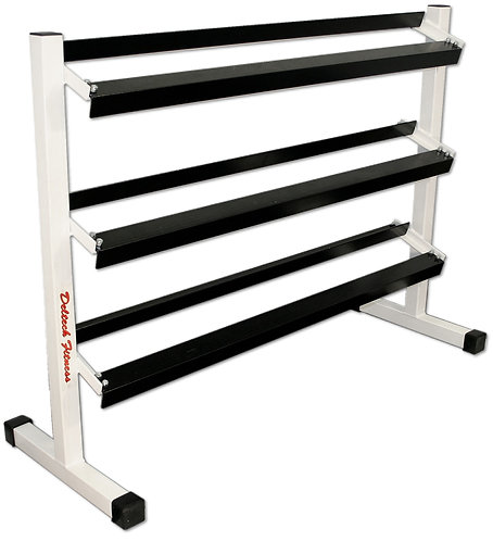 "54"" Three-Tier Dumbbell Rack DF516"