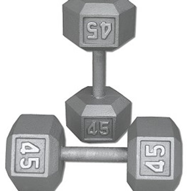 45 lb Dumbbell Pair