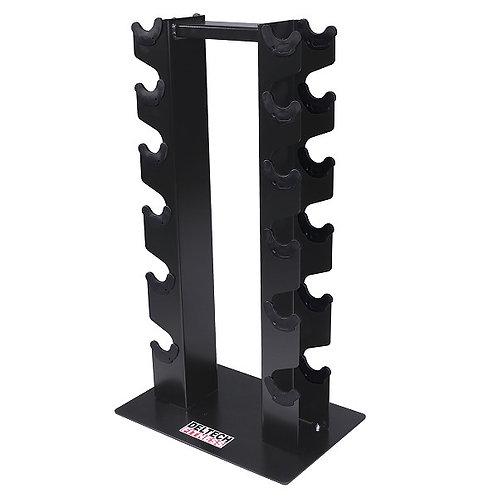 6 Pair Vertical Dumbbell Rack DF5100
