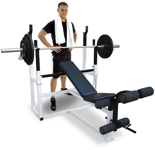 Olympic Squat Combo Bench DF1050