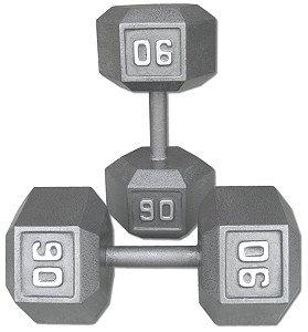 90 lb Dumbbell Pair