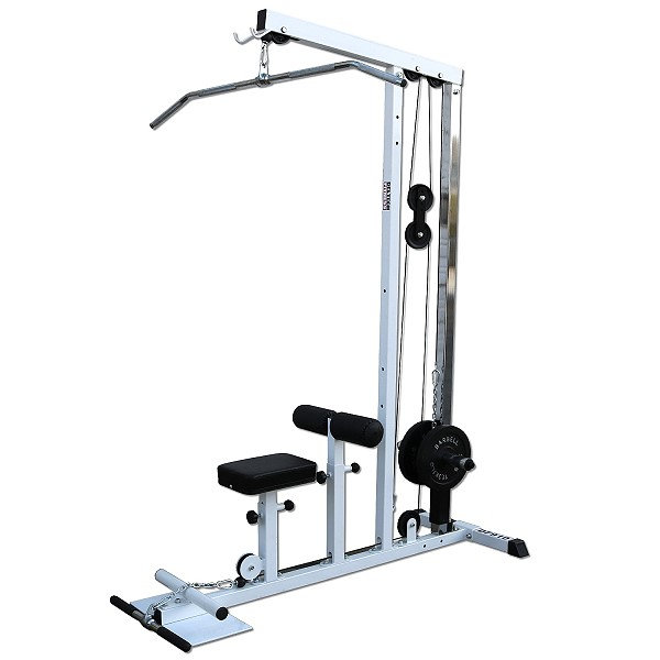 Lat/Row Machine DF910 | deltech-fitness