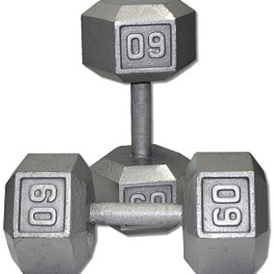 60 lb Dumbbell Pair