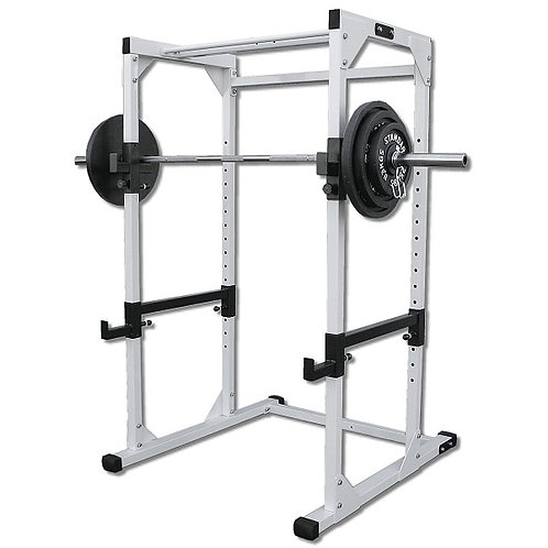 DF4500 Power Rack with 300 lb Olympic Weight Set