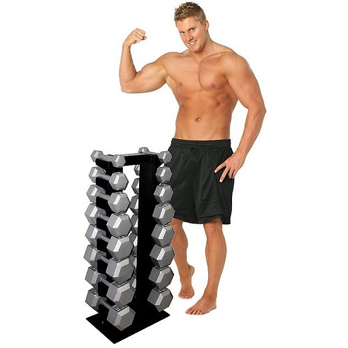 8 Pair Vertical Dumbbell Rack DF5200