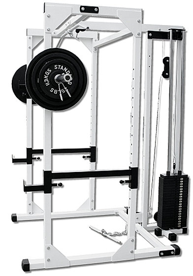 Df4500ls Power Rack With Lat