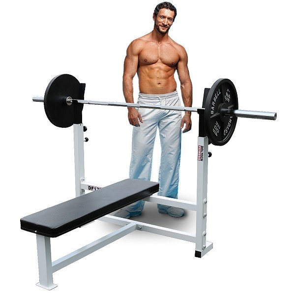 Olympic Bench Press Df1700 Deltech Fitness