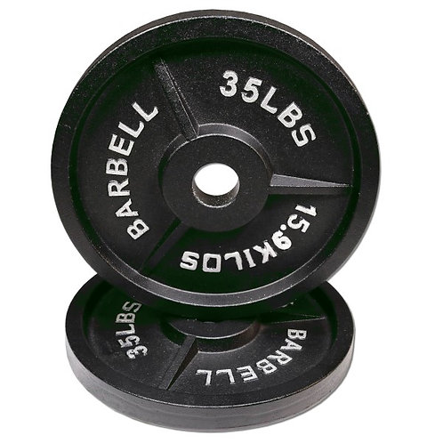 Pair of 35 lb. Olympic Weight Plates