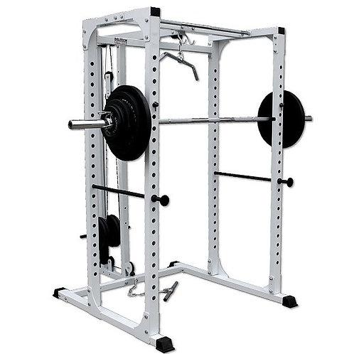 Squat Rack with Lat Attachment DF820L