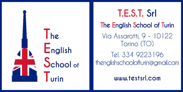 TEST The English School of Turin