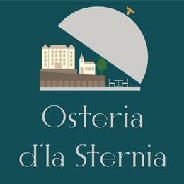 Logo Osteria d'la Sternia Canelli (AT)