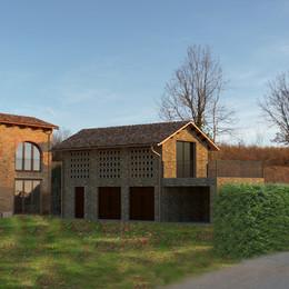 Progetto rustico Trezzo Tinella (CN)