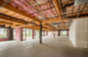 Renewable insulation and heat loss, Orangehouse