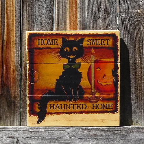 Halloween - Home Sweet Haunted Home